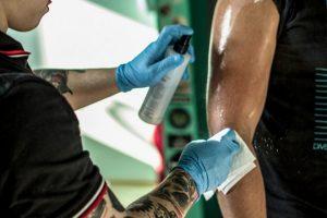 dezinfectare tatuaj