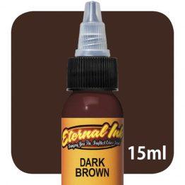 Eternal Ink Dark Brown 15ml