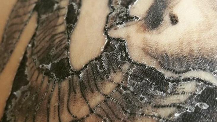 coji tatuaj decojire